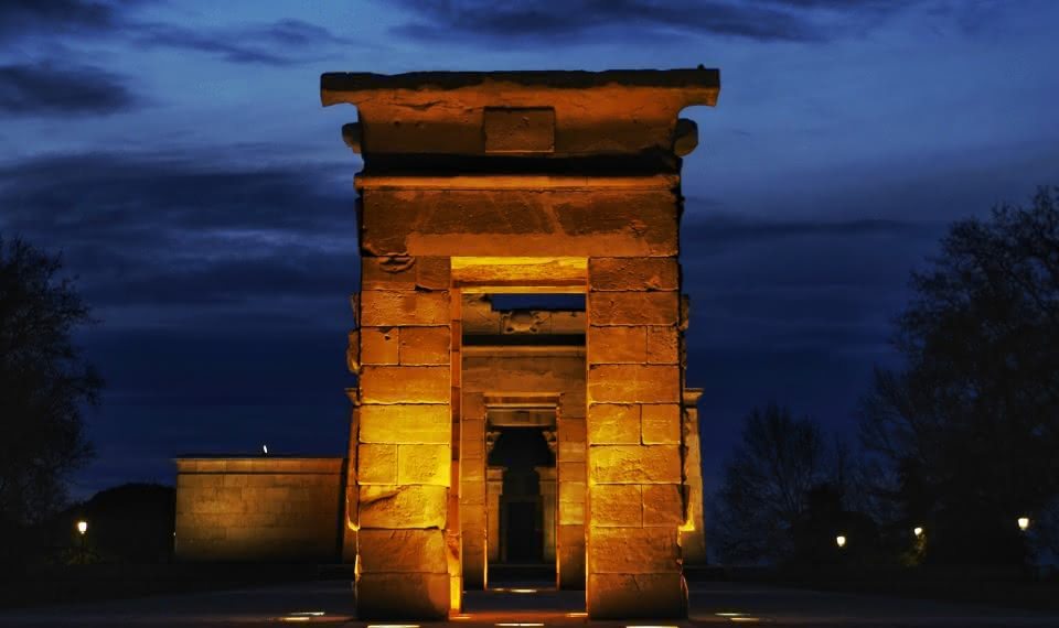 Temple of Debod things to do madrid travel guides