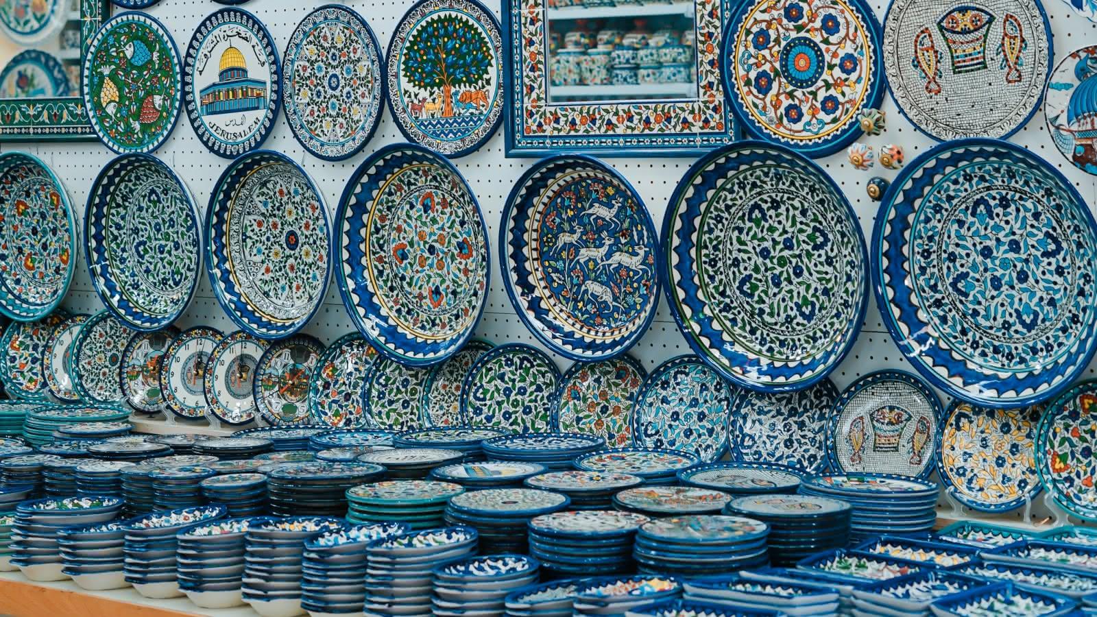 Ceramics in Tel Aviv