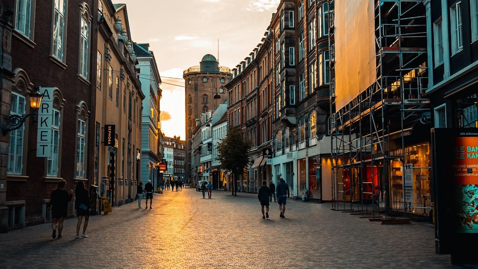 where to go shopping copenhagen travel guides