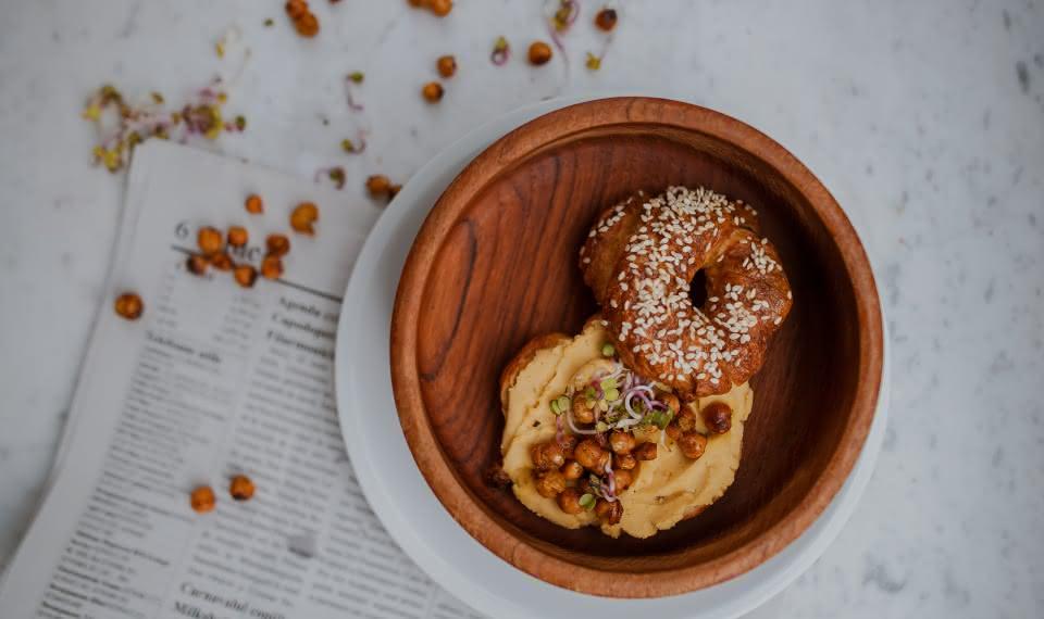 Israeli donut