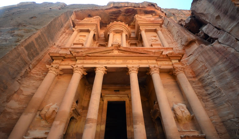 petra day trips israel