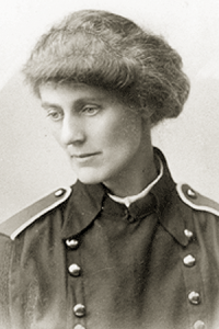 Constance Markievicz International Women's Day Tours SANDEMANs