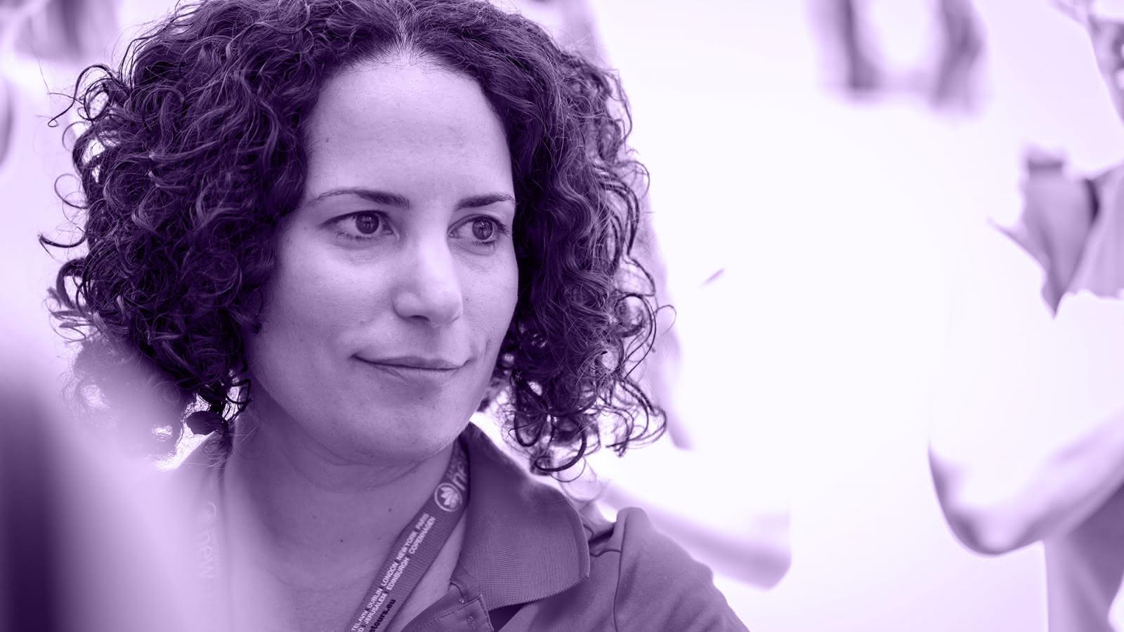 Jerusalem Female Guide International Women's Day