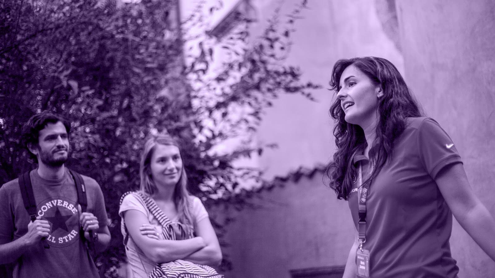 SANDEMANs Female Guide International Women's Day Tour