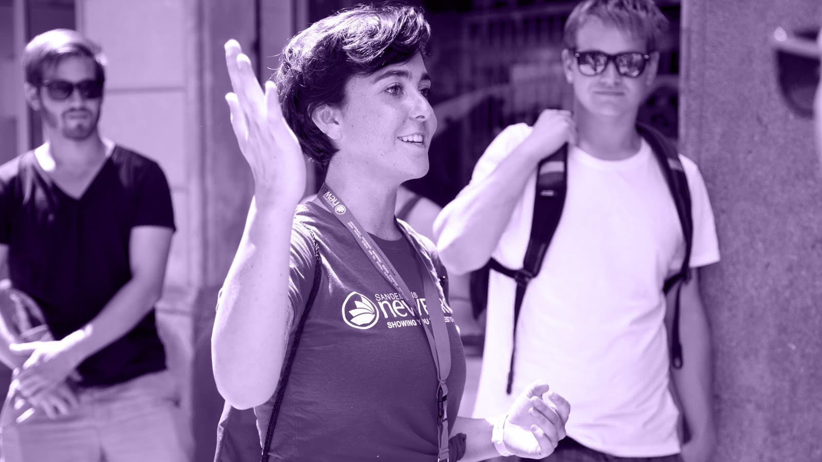 SANDEMANs Female Guides International Women's Day