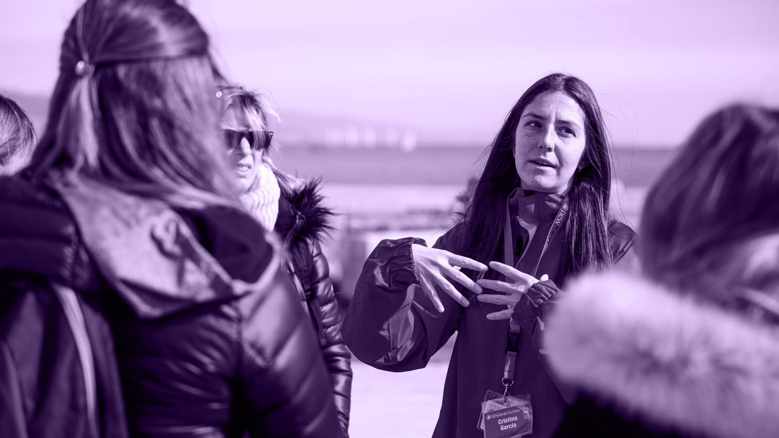 SANDEMANs International Women's Day Tours Female Guide Barcelona