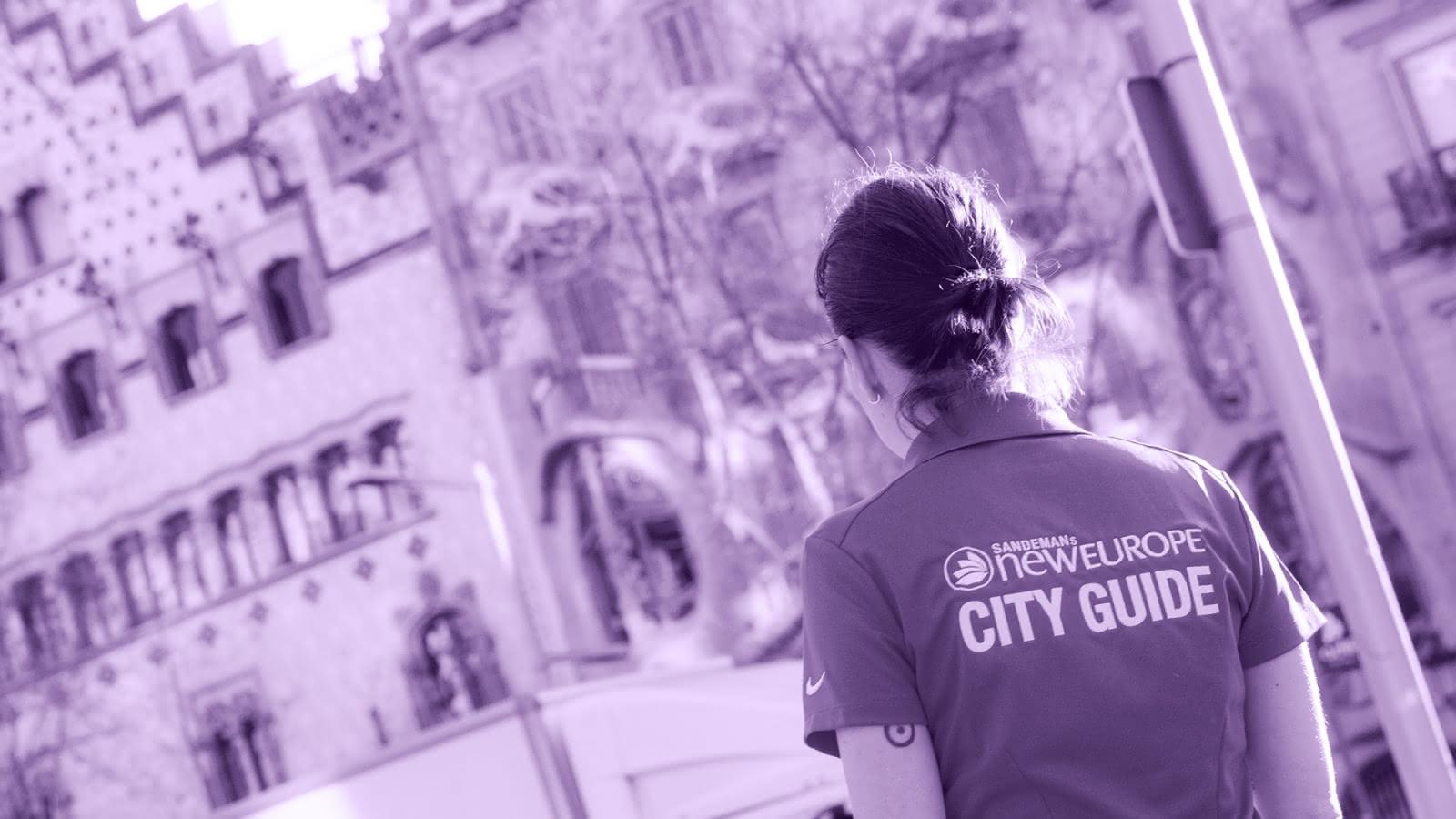 Barcelona International Women's Day Tour Female Guide