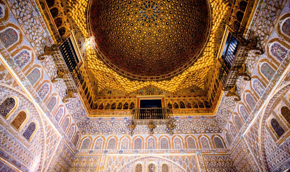 seville top attractions royal alcazar