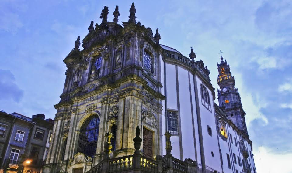 best things to do in porto top attractions Clérigos Church