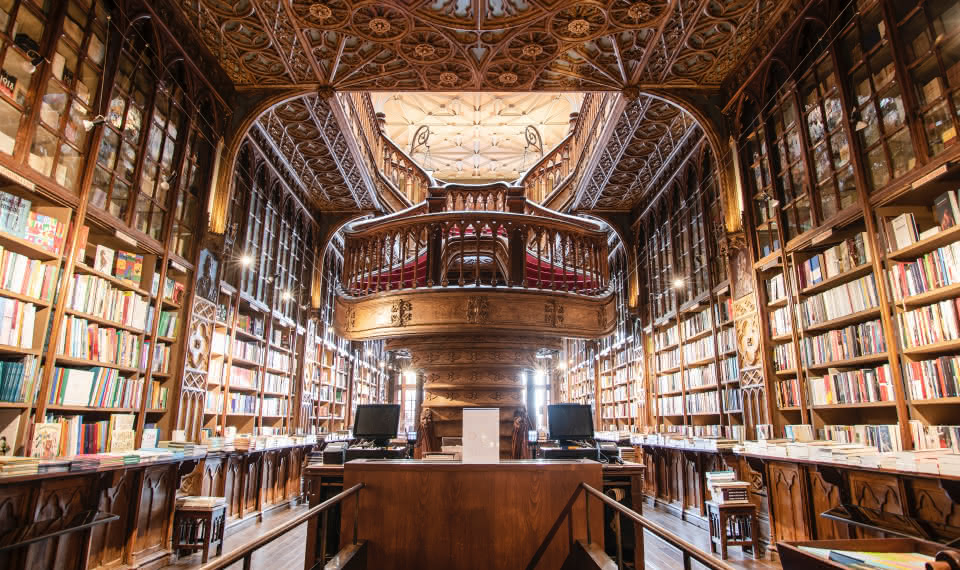 best things to do in porto top attractions livraria lello