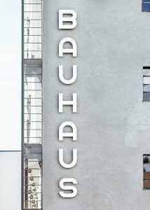 bauhaus architecture school germany
