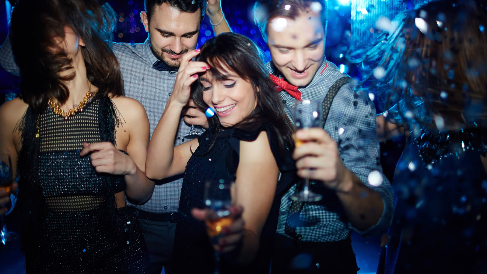 new year's eve events and parties 2019